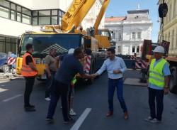 Un primar amabil şi competent: Călin Bibarţ(P)