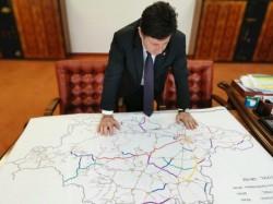 Administrația PNL modernizează încă 200 km de drumuri județene în următorii patru ani! (P)