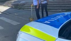 Beat la volan, a lovit o femeie pe trecerea de pietoni pe Bulevardul Titulescu
