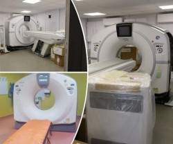 """Iustin Cionca (PNL): """"Avem cinci spitale noi în construcție la Arad, 510 aparate medicale noi în doi ani, bani economisiți pentru arădeni, premiere medicale!""""(P)"""