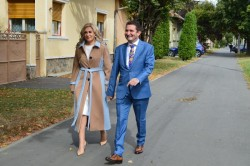 Primarul Călin Bibarț a votat