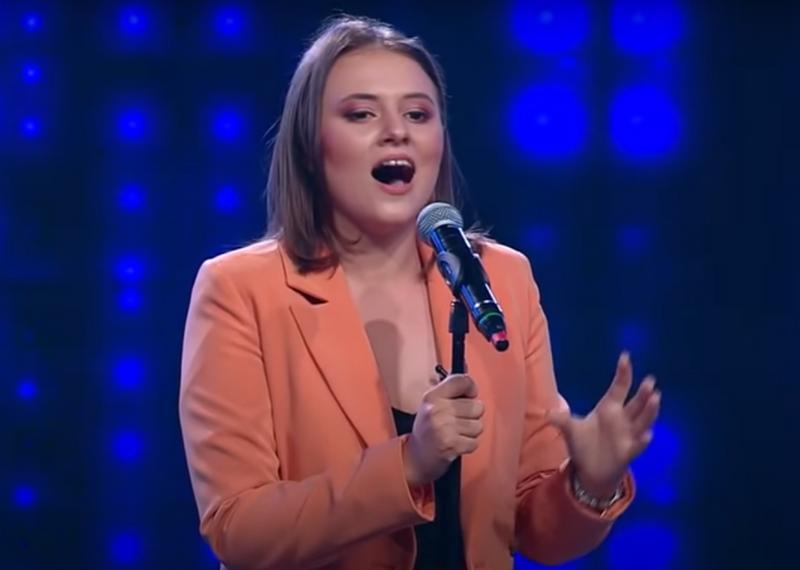 """Arădeanca Melania Cuc """"le-a stins lumina"""" juraţilor de la X Factor"""