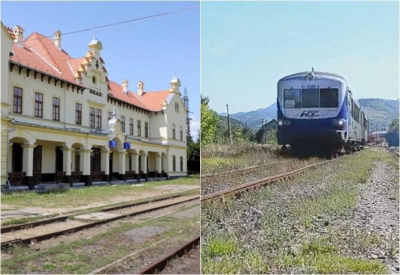 De la 1 ianuarie, trenurile de pe ruta Arad-Brad vor fi scoase, iar Țara Zarandului rămâne fără nicio legătură feroviară!