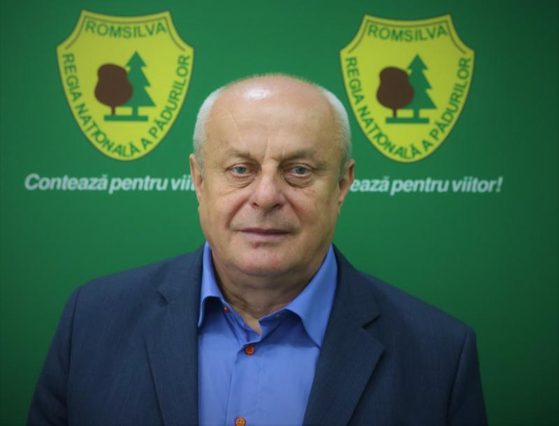 Teodor Țigan director al Regiei Naționale a Pădurilor – Romsilva până la sfârşitul lui 2021