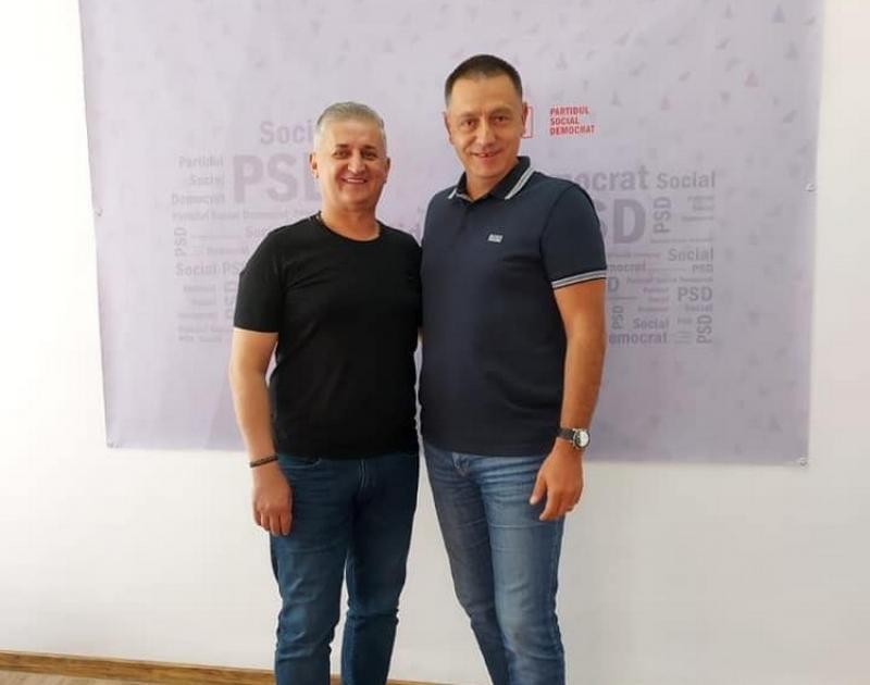 Fifor și Pistru deschid listele PSD Arad la parlamentare. Urmăritul penal Florin Tripa locul 2 la deputați