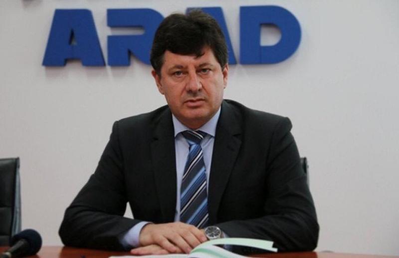 Interviu cu Iustin Cionca, înainte de investirea pentru un al doilea mandat la preşedinţia Consiliului Judeţean Arad