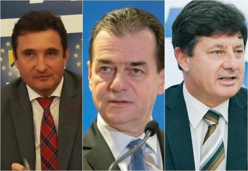 Ludovic Orban aşteptat la Arad la investirea lui Iustin Cionca şi Călin Bibarţ