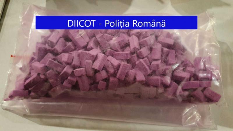 """""""Împăratul"""" Uţu Rohozneanu arestat de DIICOT în capital după un flagrant cu 2.479 pastile"""