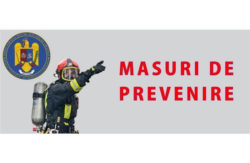 Misiuni ale echipajelor de pompieri de prevenire cu ajutorul mesajelor audio în localitățile județului Arad