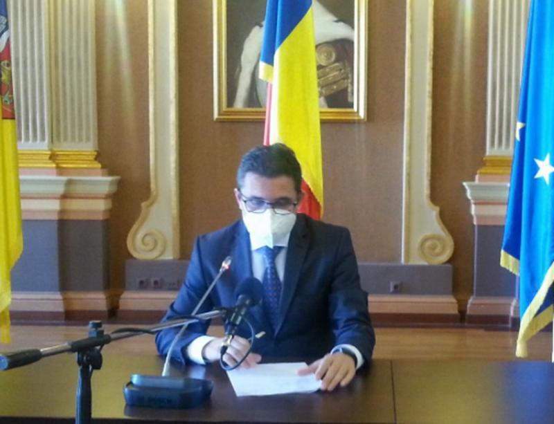 """Călin Bibarț: """"Ce e valabil la Timișoara, ar trebui să fie valabil și la Arad. Și eu îmi doresc o majoritate stabilă"""""""