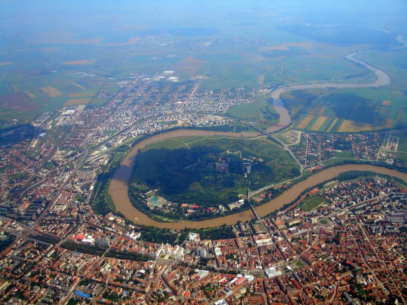 Belgienii de la VGP vor construi un parc industrial pe 39 ha, la ieşirea spre Timişoara pe DN69