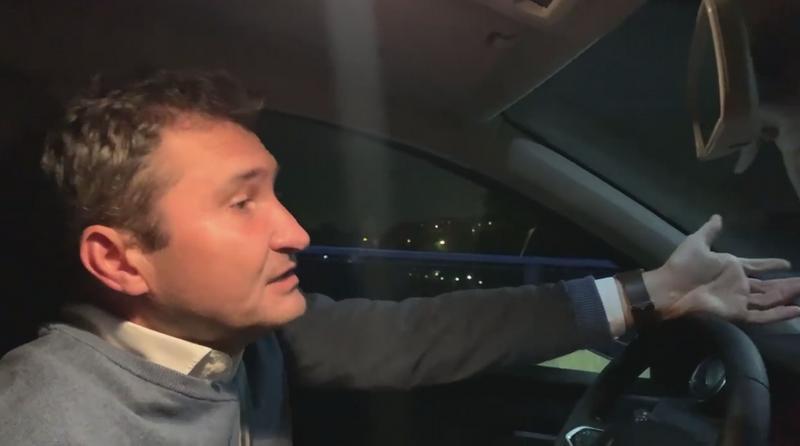 """Primarul Călin Bibarţ nemulţumit DIN NOU de refacerea asfaltului pe podul Decebal: """"Le vom lua banii din garanție și vom căuta altă firmă specializată care să facă o lucrare de calitate"""""""