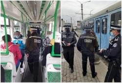 Zonele aglomerate în vizorul Poliției Locale în contextul creșterii numărului de cazuri de Covid-19