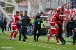 În sfârşit! Prima victorie acasă pe noul stadion! UTA Arad - Chindia Târgoviște: 1-0
