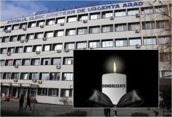 Încă o asistentă din Arad a pierdut lupta cu coronavirusul