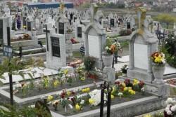 Măsuri pentru evitarea aglomeraţiei în cimitire de Ziua Morților