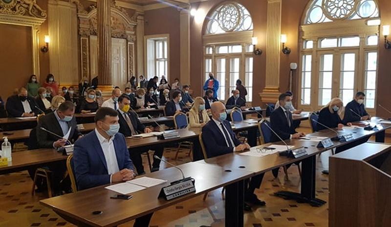 Prima  ședință extraordinară a noului Consiliu Local Municipal