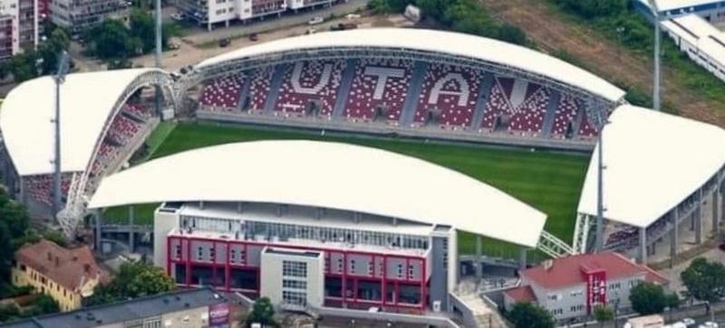 Măsuri de ordine la meciul de fotbal UTA – Gaz Metan Mediaș