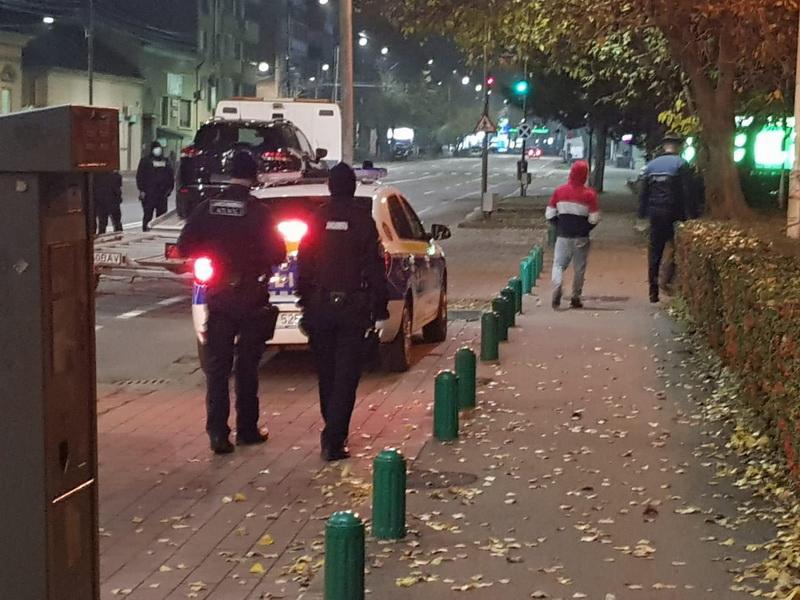 217 sancţiuni contravenţionale în valoare de 63.645 de lei au aplicat poliţiştii arădeni într-o singură zi