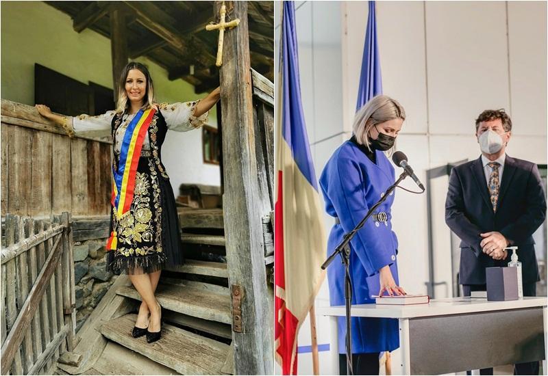 """Irina Onescu, """"Primărița"""" din Petriș, se bate acum la parlamentare: """"E vremea unei noi generații în politică!"""" (P)"""