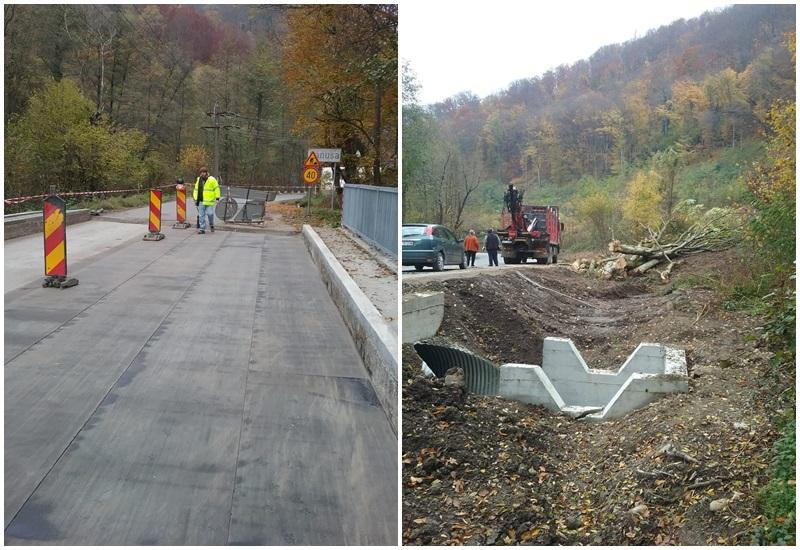 Modernizarea drumului Bârsa-Sebiș-Moneasa-limită jud. Bihor a ajuns în Rănușa