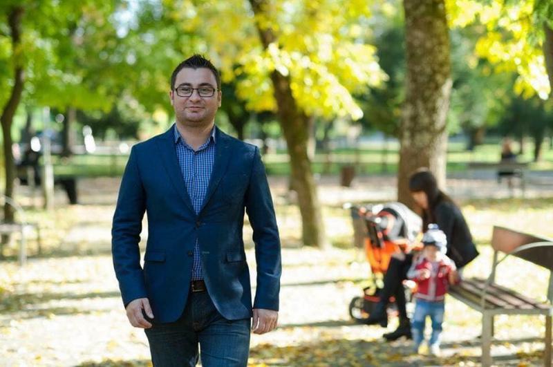 """Glad Varga, din societatea civilă, în Parlament: """"Susțin interzicerea exploatării lemnului din parcurile naţionale""""(P)"""