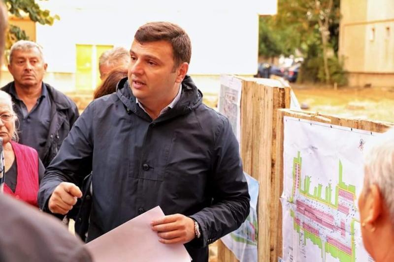 """Sergiu Bîlcea, antreprenorul devenit politician: """"Cea mai mare dorinţă a mea este să le construim copiilor noştri un viitor aici, acasă, la Arad""""(P)"""