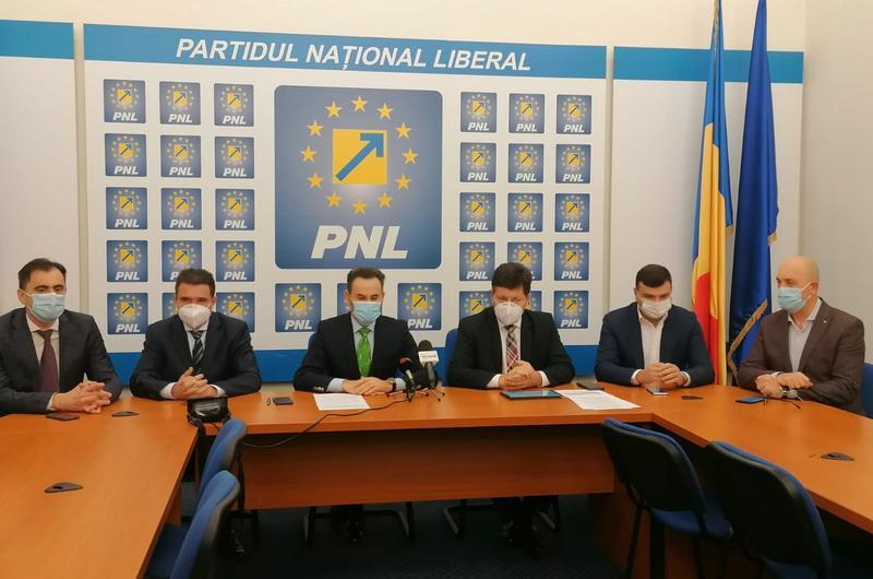 PNL şi preşedintele Iohannis sunt singurii care garantează dezvoltarea României din fonduri europene