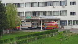 55 de paturi în plus la Spitalul Judeţean dotate cu prize de oxigen pentru pacienții diagnosticați cu virusul SARS CoV-2
