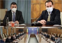 Primarul Aradului alături de alţi primari din ţară la întânirea de la guvern cu premierul României