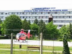 Elicopterul SMURD de la Arad a devenit operațional 24 de ore din 24