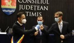 Ofertă USR-PLUS  de Black Friday: În localitaţi din Timiş s-au inteles cu PSD si PRO Romania înainte de finalizarea  negocierilor cu PNL