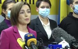 Moldovenii au votat pro-Europa, Maia Sandu este noul preşedinte al Republicii Moldova