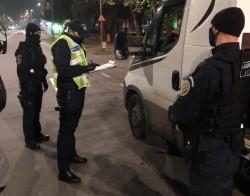 Peste 50.000 de lei  amenzi aplicate de poliţiştii arădeni în cadrul acţiunilor de verificare a respectării măsurilor impuse în contextul stării de alertă