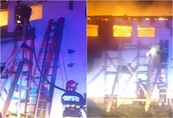414 misiuni ale pompierilor militari arădeni în această săptămână