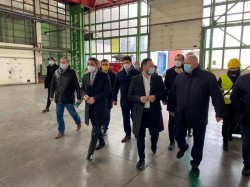 Ministrul Mediului, Apelor și Pădurilor, Mircea Fechet, în vizită la Arad în cursul zilei de miercuri