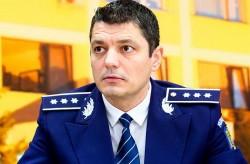 Alin Petecel, şeful IPJ Arad avansat la gradul de chestor