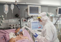 Câte paturi există la Terapie Intensivă, şi când vom ajunge la limita maximă