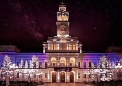 """Sărbătorile de iarnă din acest an """"îndulcite"""" de Iluminatul festiv aprins sâmbătă seara"""