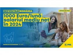 Programul de guvernare al PNL: puterea de cumpărare va creşte cu 30%!(P)