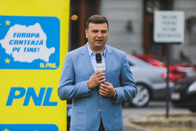 """Sergiu Bîlcea: """"Trebuie să dăm restart relației cu arădenii"""""""