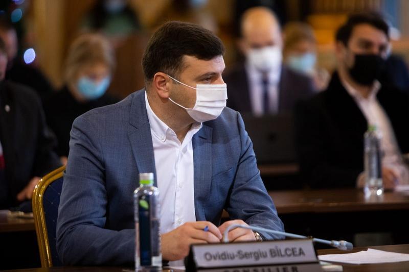 Sergiu Bîlcea a optat pentru calitatea de deputat