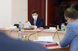 Iustin Cionca va conduce Consiliul pentru Dezvoltare Regională Vest timp de un an