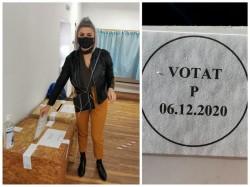 """Irina Lazăr Onescu: """"Acum e rândul tău, votează!"""""""