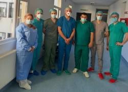 O nouă prelevare de organe de la o femeie în vârstă de 50 de ani