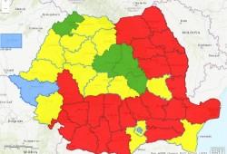 """Cele două """"Românii"""" - PNL câştigă la Arad alegerile parlamentare, AUR marea surpriză!  Rezultate parţiale judeţ Arad după numărarea a peste 95% din voturi"""