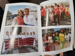 """Albumul """"Portul popular din județul Arad"""", interviu Elena Rodica Colta, etnolog Centrul Cultural Județean Arad"""