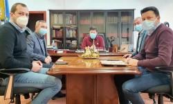 Întâlnire la Consiliul Județean Arad pentru proiectele comunei Apateu