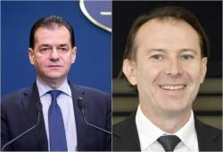 PNL merge la negocieri cu două variante de prim-ministru: Orban și Cîțu