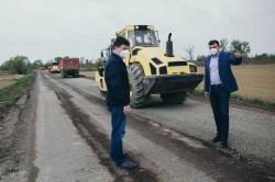 C.J. Arad așteptă Hotărârea de Guvern pentru continuarea modernizării drumului Bârsa-Moneasa